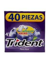 Chicle Trident 224 g