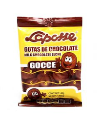 Chocolate Laposse Gotas 45 g
