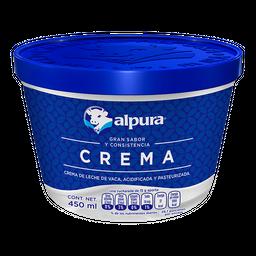 Crema Acida Alpura 450 mL