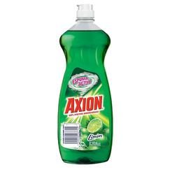 Lavatrastes Axion Liquido Limón 525 mL
