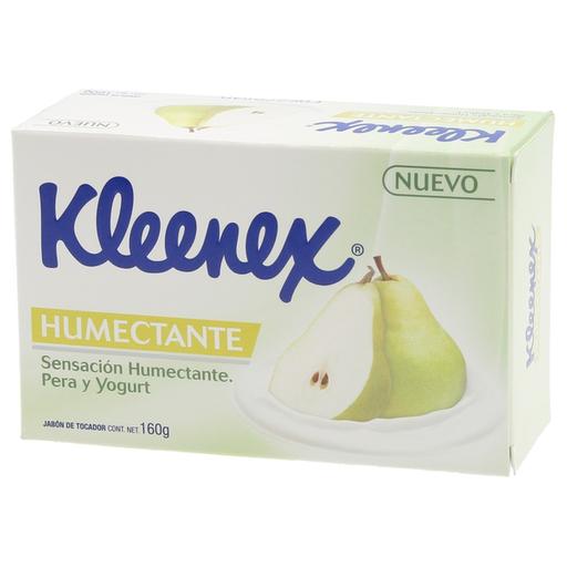 Jabón Kleenex Tocador Humectante Pera y Yogurt