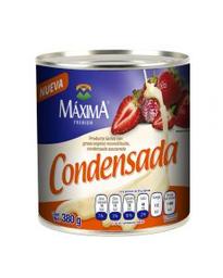 Leche Condensada Máxima 380 g