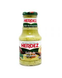 Herdez Salsa de Guacamole