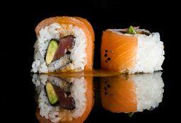 Salmon Samba Roll.
