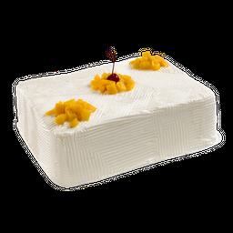 Pastel de Durazno Tres Leches Grande.
