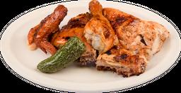 Medio Pollo con Complementos