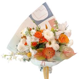 Bouquet Amazonas Mediano Deluxe 1 U