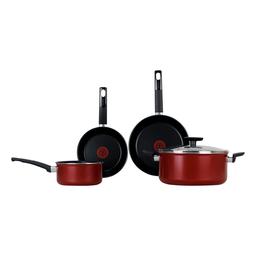 Batería de Cocina T-Fal First Cook 5 U
