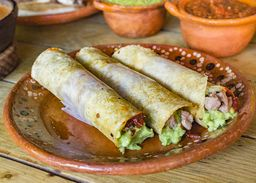 Taco Tijuana 3 Piezas