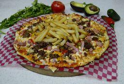 Comida Completa Rap-pizza