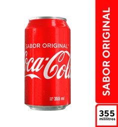 Coca-Cola Original 355ml