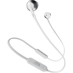 Audífonos Inalámbricos Jbl T205Bt Plata 1 U