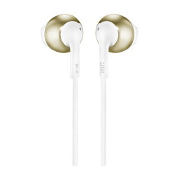 Audífonos Inalámbricos Jbl T205Bt Dorado 1 U