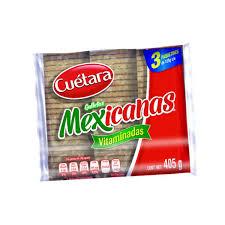 Cuétara Galleta Mexicanas