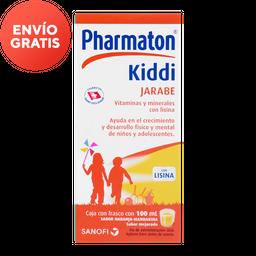 Pharmaton Kiddi Solucion Multivitaminica Infantil
