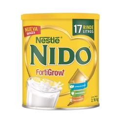 Nido Fórmula Láctea Nestlé Fortigrow en Polvo
