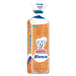 Bimbo Pan Blanco Grande