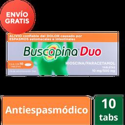 Buscapina Duo Tab C10 1 U