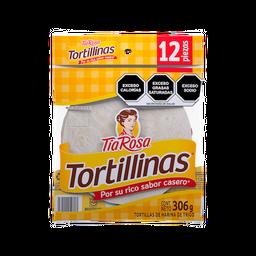 Tía Rosa Tortillas de Harina Tortillinas