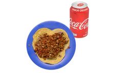 Combo Yo Taquero + Coca Cola 355 ml
