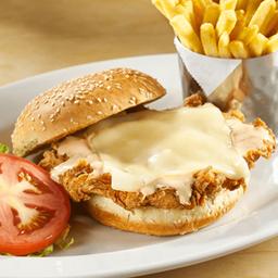 Spicy Crispy Chipotle Chicken Sandwich