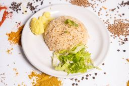 Vegitable Rice