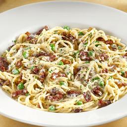 Pasta Carbonara with Chicken