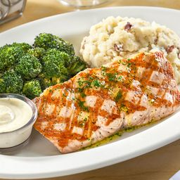 Side Grilled Salmon