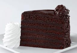 Lindas Fudge Cake