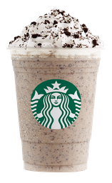 Cookies & Cream Frappuccino