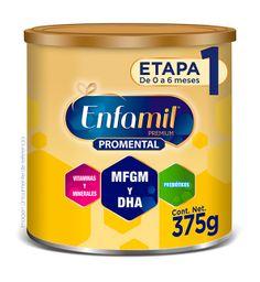 Fórmula Para Lactantes Enfamil Premium Etapa 1 0 A 6 Meses 375G