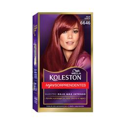 Tinte Koleston Rojos Intensos Rojo Cereza