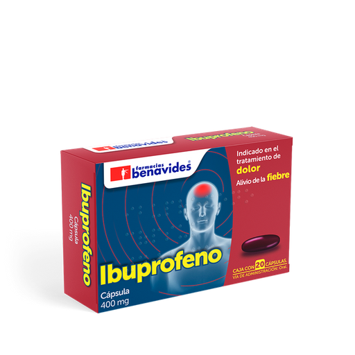 Ibuprofeno 400Mg