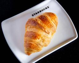 Croissant Mantequilla Recién Horneado