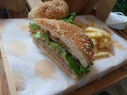Porto-burger (vegetariana)