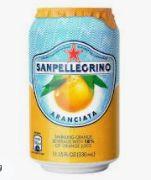 Naranjada San Pellegrino 355 ml