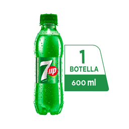 Seven Up 600 ml
