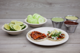 Tacos al Pastor del Trompo