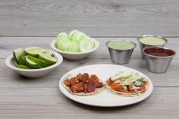 Tacos al Pastor a la Plancha