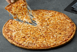 Pizza Tuscan Six Cheese Grande Masa NY