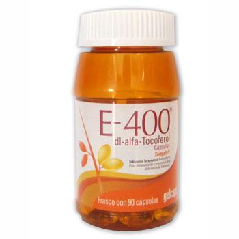 Vitamina-e 400 Mg