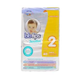 Bbtips Pañal Etapa 2 Sensitive