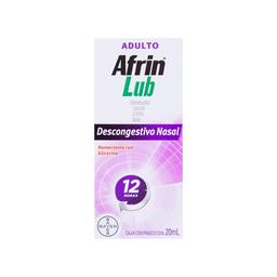 Afrin-lub Spray (0.050 %)