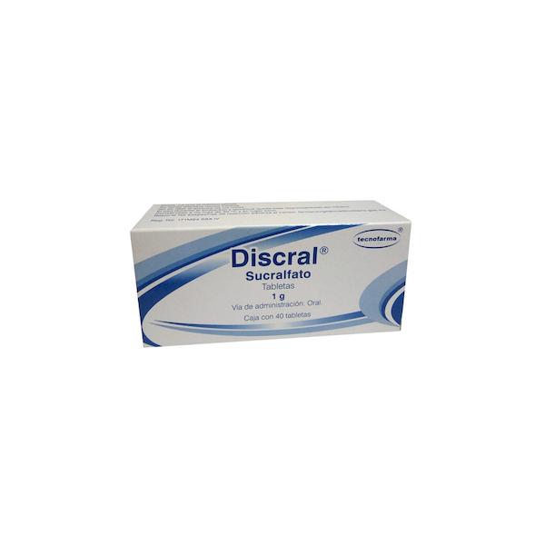 Comprar Sucrato Discral 1 G