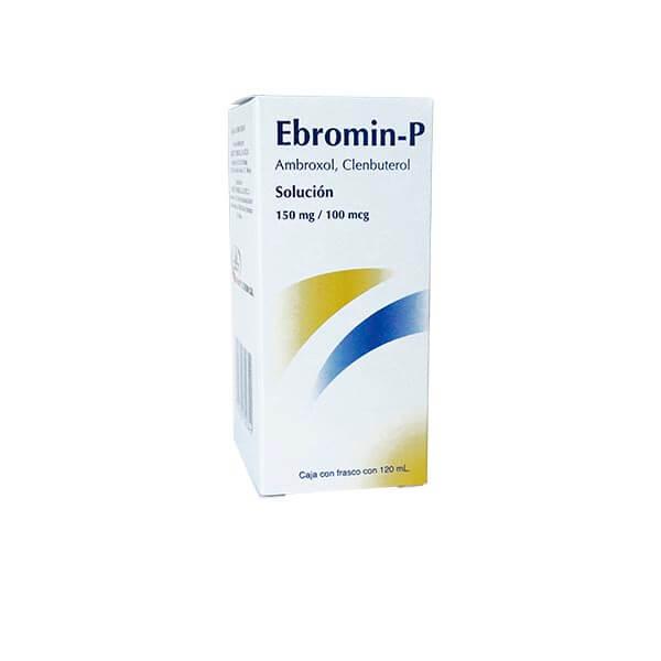 Comprar Ebromin-P Solución (150 Mg/100 Mg)
