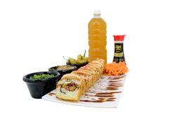 Promo Nemo Roll con Té
