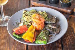 Verduras al Carbón