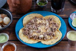 Taco Bistec (3 Pzas)