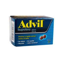 Advil (200 Mg)