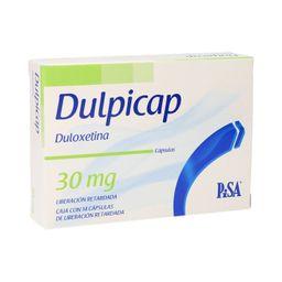 Pisa Dulpicap 14 Cápsula(s)Clorhidrato de duloxetina 30 mg